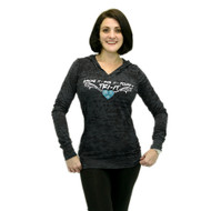 Triathlon Tri Blend hoodie. Stroke it, Ride it, Pound it, TRI IT!