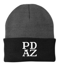 PRIMA DANCE KNIT CAP IN ATHLETIC OXFORD / BLACK