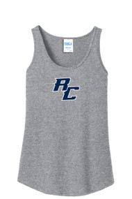 RIP CITY LADIES TANK TOP WITH LOGO