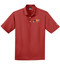 RED POLO WITH LOGO 2