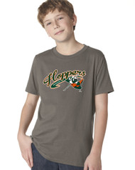 HOPPERS BASEBALL YOUTH BOYS TEE WITH LOGO