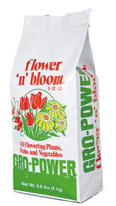 Gro-Power Flower 'N' Bloom 3-12-12 Fertilizer