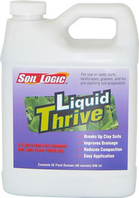 Soil Logic Liquid Thrive - 32 ounce (quart) bottle