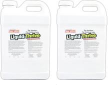 Liquid Thrive - Case - Two  2.5 Gallon Refill Bottles
