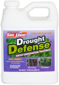 Soil Logic Drought Defense - 2.5 gallon bottle