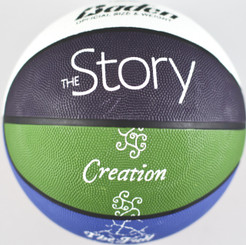 The Story Basketball (28.5 size)