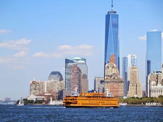 Staten Island Ferry (Thursday, July 18th)