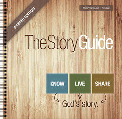The Story Primer Guide (Printed)