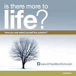 Is There More To Life? Foldout 25-Pack (English)