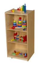WD15700AJ Three Shelf Unit with Adjustable Shelves