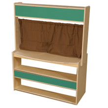 WD990874 Farmer's Market Stand (without baskets)