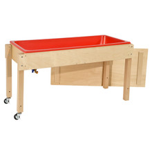 WD11800 Sand and Water Table with Top