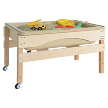 WD11835TN The Absolute Best Sand & Water Sensory Center without Lid