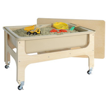 WD11865TN Deluxe Sand & Water Table with Lid