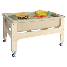 WD11866TN Deluxe Sand & Water Table without Lid