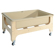WD11876TN Deluxe Tot Size Sand & Water Table without Lid