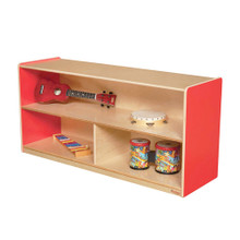 "WD12430R Strawberry Red™ Versatile Storage Unit, 23.5""H"