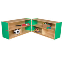 "WD12530G Green Apple™ Folding Versatile Storage Unit, 24""H"