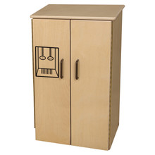 WD20400BN Tot Refrigerator with Brown Knobs