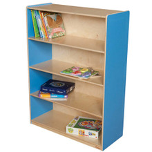 "WD12900B Blueberry™ Bookshelf, 49""H"