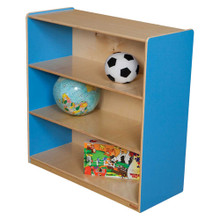 "WD12936B Blueberry™ Bookshelf, 36""H"