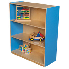 "WD12942B Blueberry™ Bookshelf, 42""H"