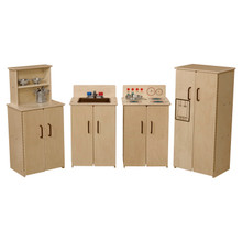 C990476BNF Contender™ Set of Four Appliances in Brown-  Assembled