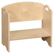 C990649F Contender™ Stackable Bookshelf - Assembled