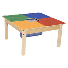 Time-2-Play Duplo™ Compatible Table - Square