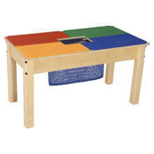 Time-2-Play Duplo™ Compatible Table - Rectangle