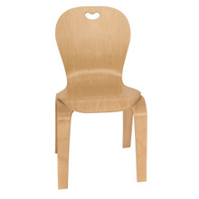 """Maple Heritage's Bentwood Teacher's Chair – 12"""" Seat Height"""
