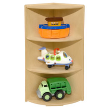 Contender Large High Corner Storage Shelf- RTA