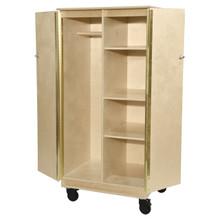 Contender Teacher's Cabinet with Adjustable Shelves - RTA