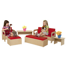 WD31690 Children's Furniture Set of 6