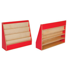 WD34300R Strawberry Red™ Book Display Stand