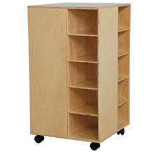 WD61409 Cubby Spinner without Trays