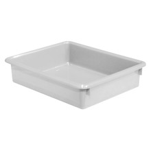 "WD73008 3"" Letter Tray - White"