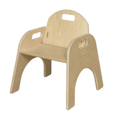 """WD80110 Woodie, 11"""" Seat Height, Packed One Per Carton"""