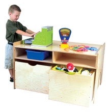 WD85500 Store-N-Play Table