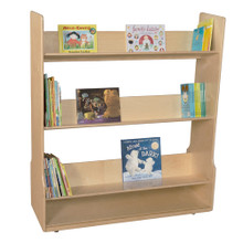 WD95440 Book Display Cart