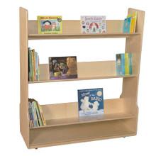 WD95440 Book Display Cart
