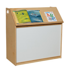 WD990319 Book Display with Markerboard