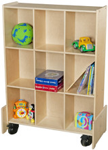 C50936F Roll & Write Storage Unit Assembled