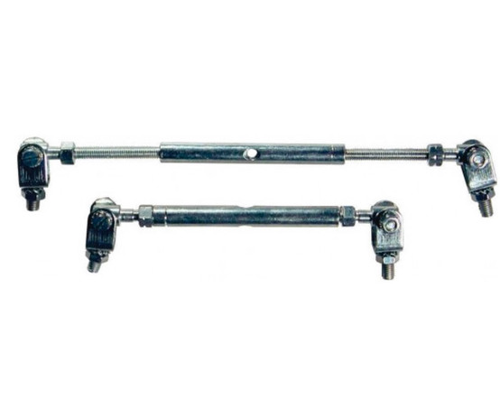 OMP Stanchions Showing Lengths EB/570 (OMP)
