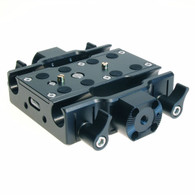 CANON EOS C100, C300, C500 BASEPLATE WITH ROSETTES