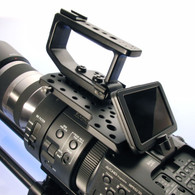 Sony NEX FS700 Top mount accessory plate