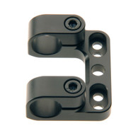 CROSS CLAMP 15MM W/ SCREWS