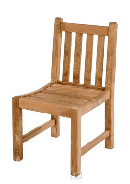 Fixed Straight Back side chair