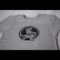 RIVER RAT TEE - GRAY