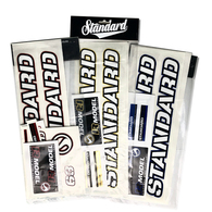 2000's ERA 125R FRAME STICKER SET